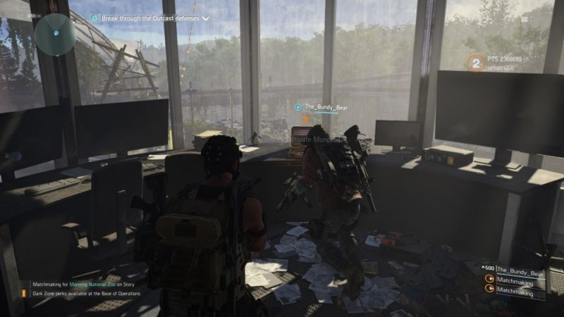 manning national zoo - the division 2 quest guide