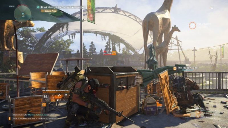 manning national zoo - the division 2 quest walkthrough