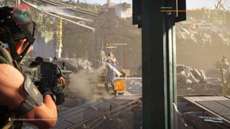 manning national zoo - the division 2 - where to go