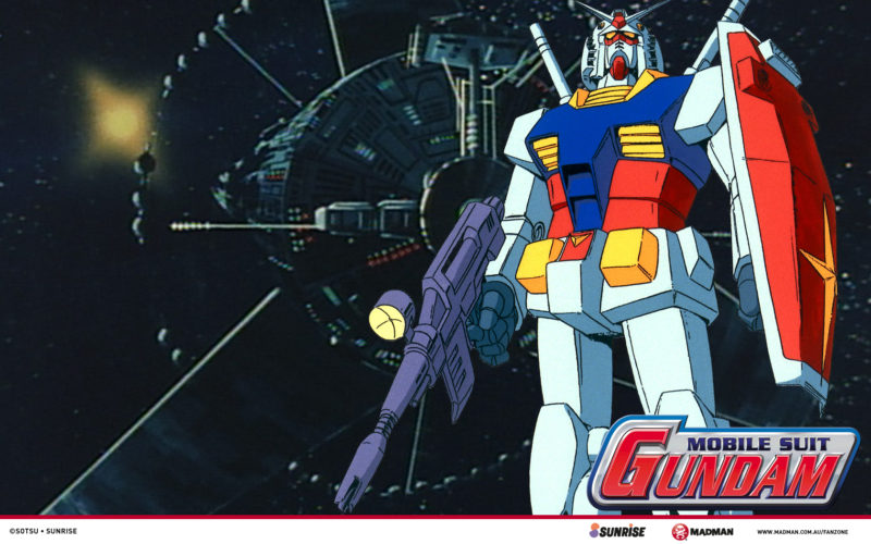 top 10 gundam anime