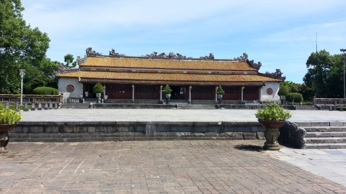 royal citadel imperial hue attractions