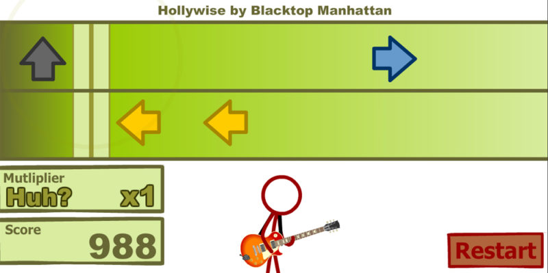 games similar to guitar hero