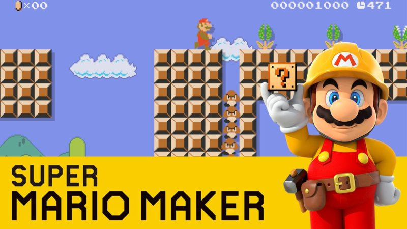 super mario maker 2 alternatives