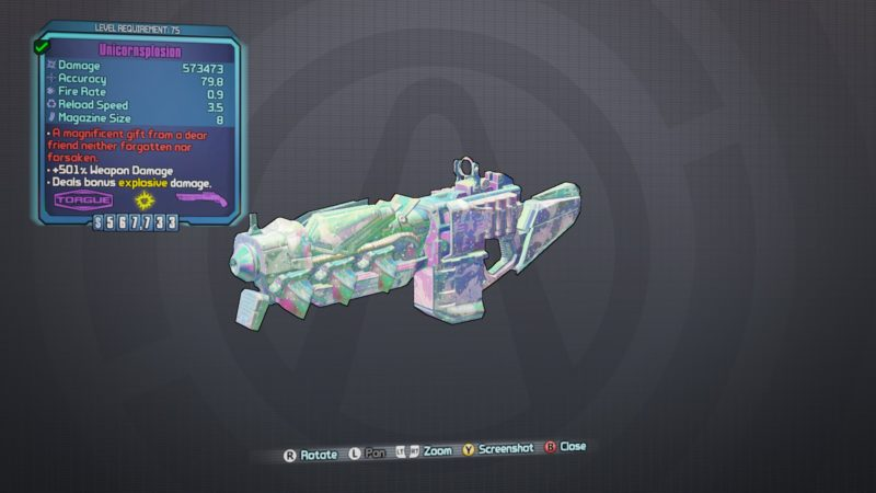 strongest weapons in borderlands 2