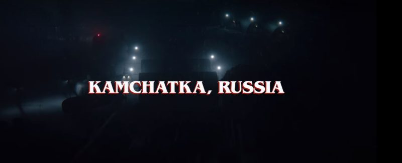 who was the american - stranger things 3 post credit
