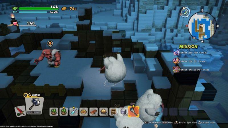Moonbrooke: Dragon Quest Builders 2 Walkthrough & Guide