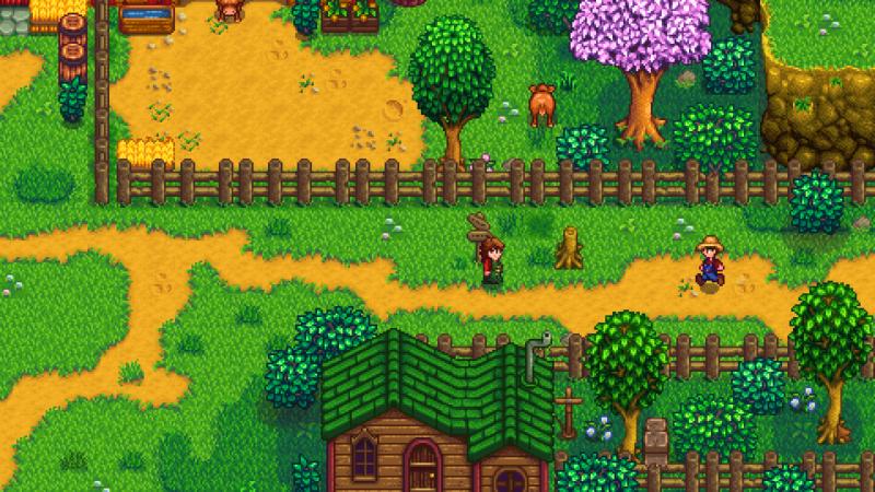 Stardew valley farm
