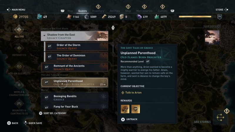 ac-odyssey-unplanned-parenthood-guide-tips