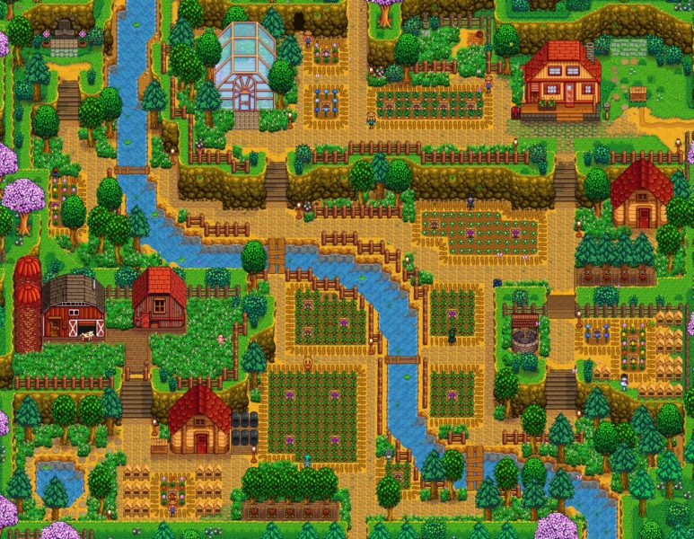 The Best Farm Types In Stardew Valley Ranked Ordinary Reviews