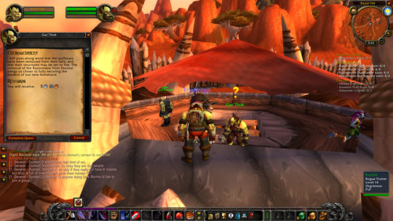 Encroachment: WoW Classic Guide And Walkthrough