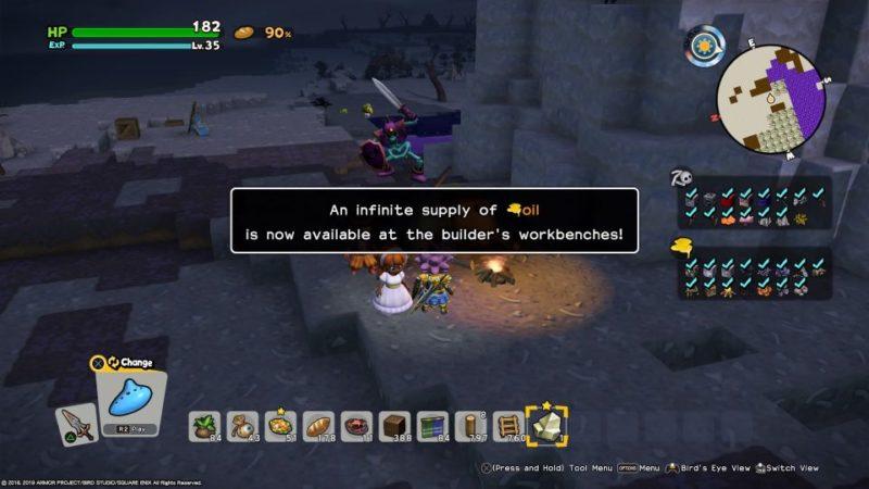 dq builders 2 - defiled isle wiki