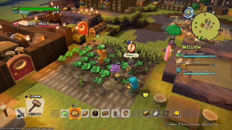 dq builders 2 - furrowfield quest wiki