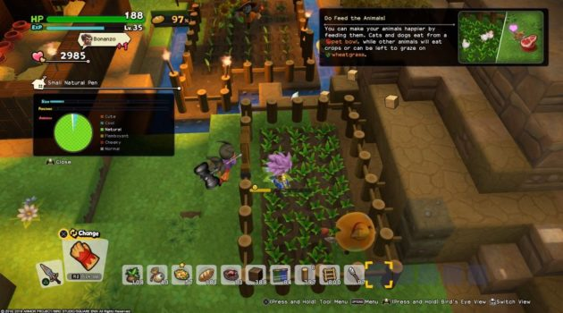 dq builders 2 how to make farm