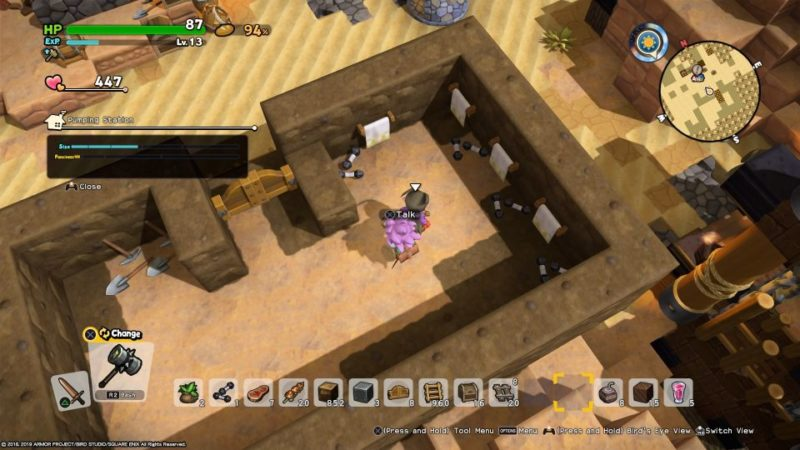 dq builders 2 - khrumbul dun how to find diamond