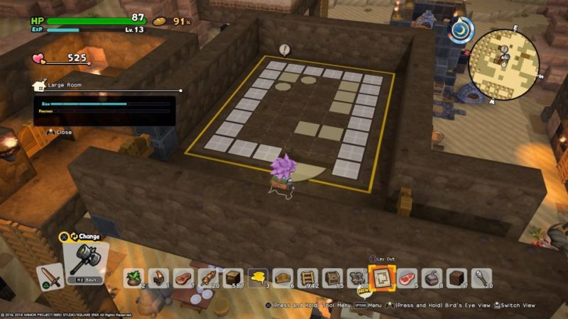 dq builders 2 - khrumbul dun how to get iron ore