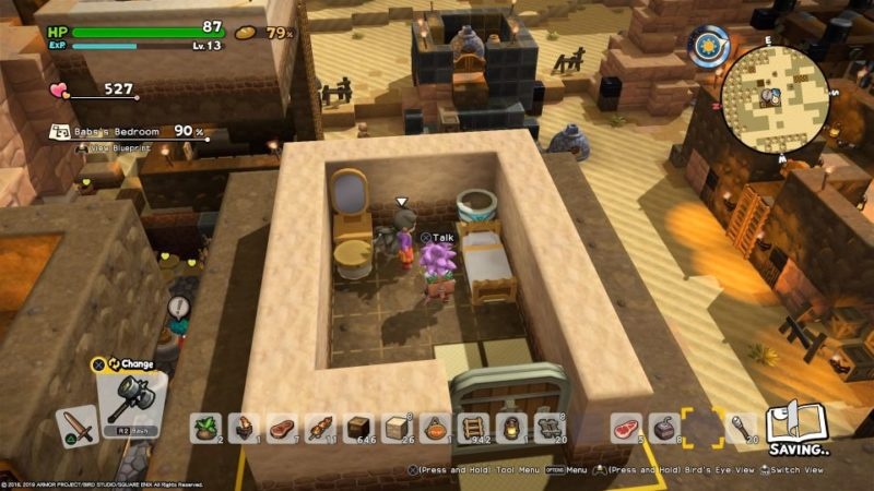 dq builders 2 - khrumbul dun how to get silver ore