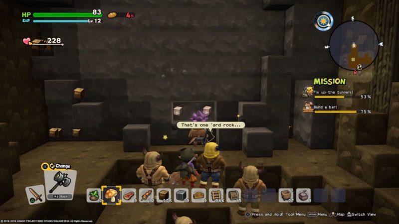 dq builders 2 - khrumbul dun mission