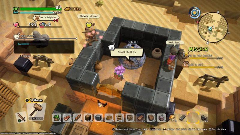 dq builders 2 - khrumbul dun quest walkthrough