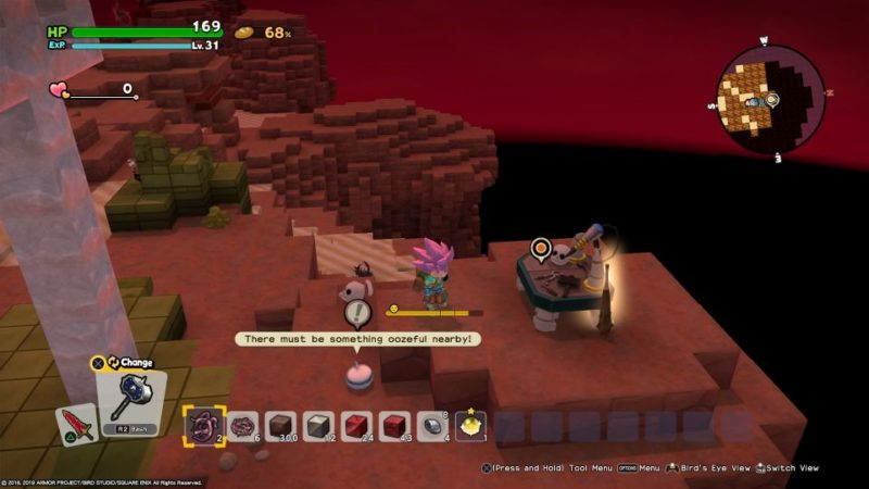 dq builders 2 - malhalla what to do