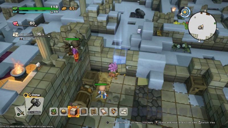 dq builders 2 - moonbrooke guide tips