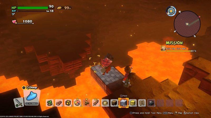 dragon quest builders 2 diamond wiki