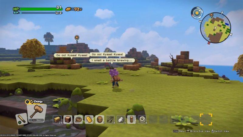 dragon quest builders 2 - furrowfield guide wiki