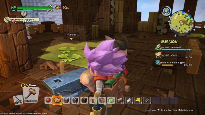 dragon quest builders 2 - furrowfield wiki help