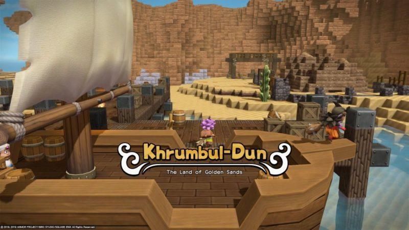 dragon quest builders 2 - khrumbul-dun