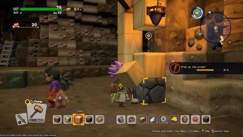 dragon quest builders 2 - khrumbul-dun mission