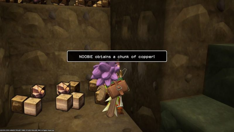 dragon quest builders 2 - khrumbul-dun mission walkthrough