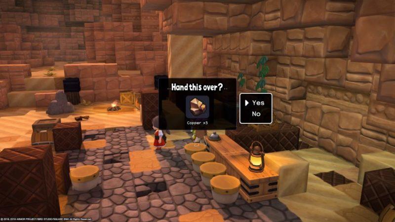 dragon quest builders 2 - khrumbul-dun mission wiki