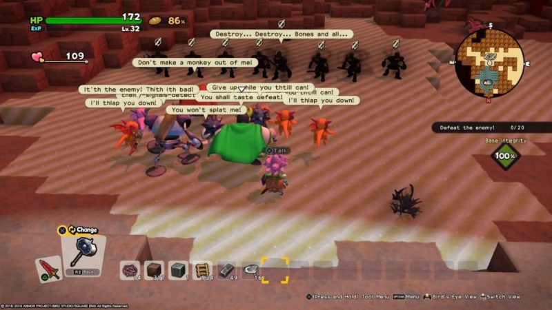 dragon quest builders 2 - malhalla wiki and guide