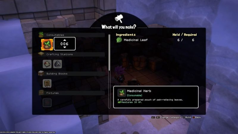 dragon quest builders 2 - moonbrooke mission guide