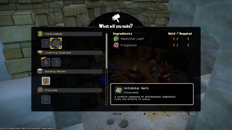 dragon quest builders 2 - moonbrooke quest