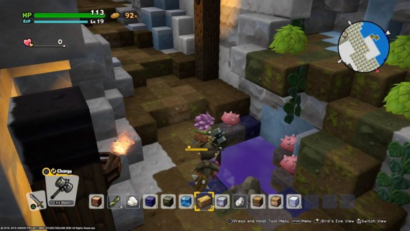 dragon quest builders 2 - moonbrooke quest guide