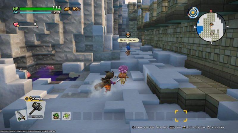 dragon quest builders 2 - moonbrooke quest walkthrough