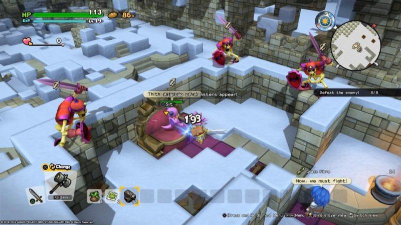 dragon quest builders 2 - moonbrooke quest wiki