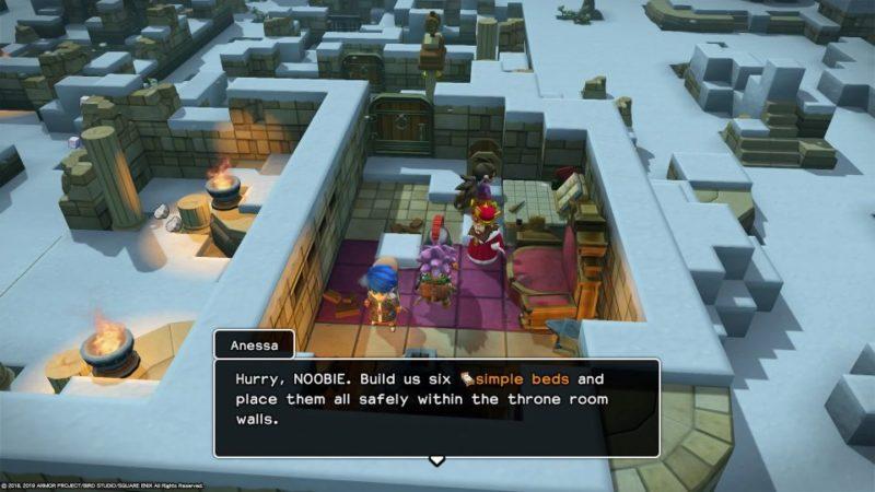 dragon quest builders 2 - moonbrooke tips