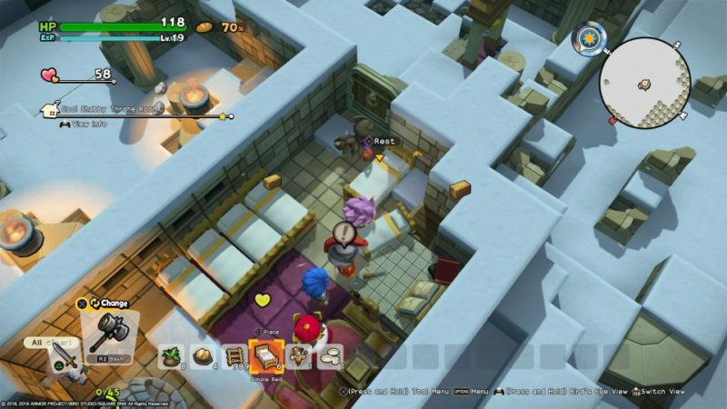 dragon quest builders 2 - moonbrooke tips and guide