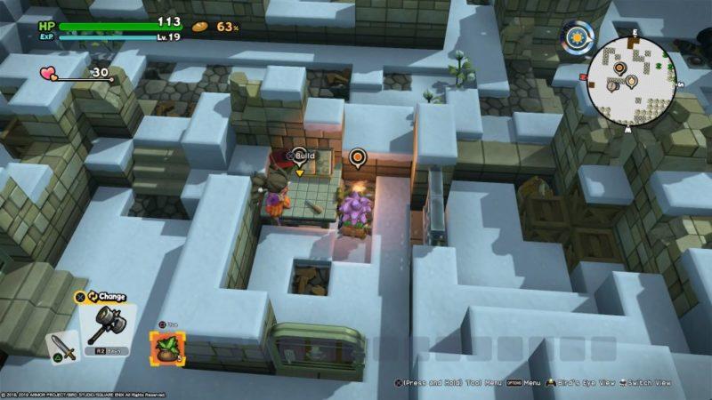 dragon quest builders 2 - moonbrooke walkthrough