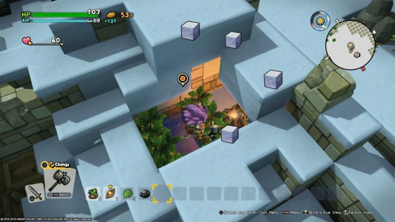dragon quest builders 2 - moonbrooke wiki and guide