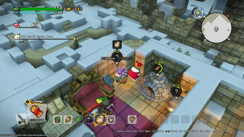 dragon quest builders 2 - moonbrooke wiki tips