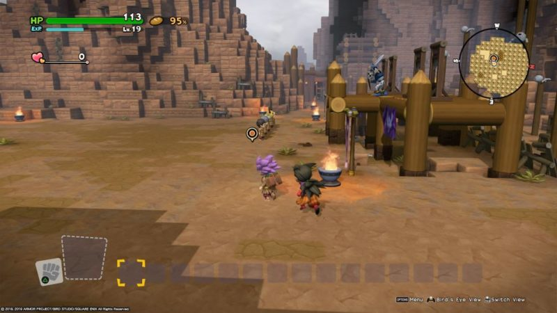 dragon quest builders 2 - skelkatraz guide