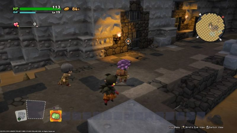 dragon quest builders 2 - skelkatraz mission guide