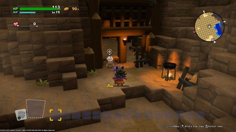 dragon quest builders 2 - skelkatraz quest guide