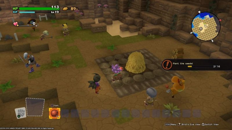 dragon quest builders 2 - skelkatraz quest walkthrough
