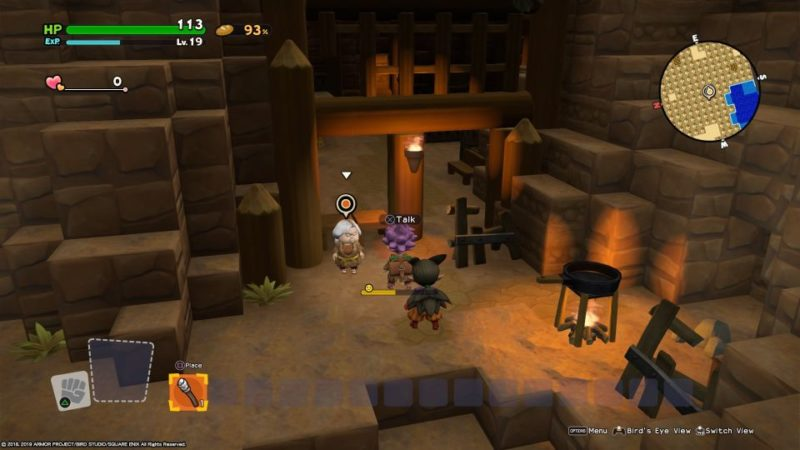dragon quest builders 2 - skelkatraz walkthrough guide