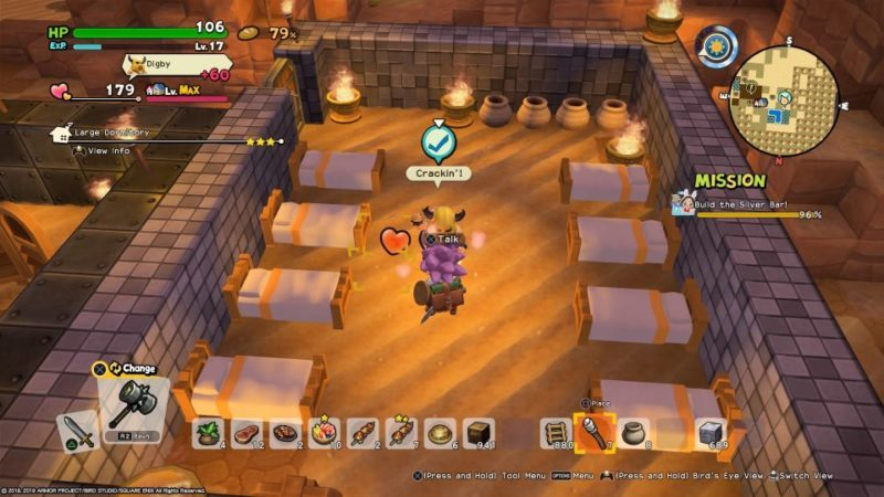 dragon quest builders 2 - where to find light box