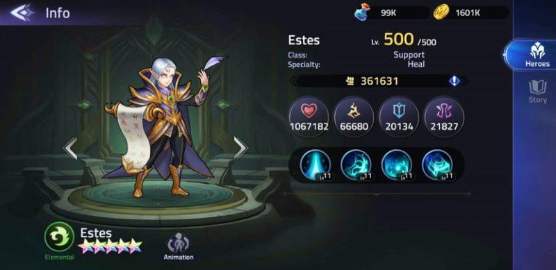 top tier heroes in mobile legends adventure