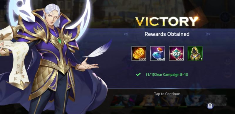how to farm experience - mobile legends adventure